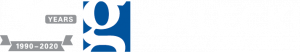 galecki reverse 30 year logo for galecki financial management